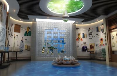渭南廉政展館