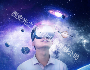 VR體驗太空之旅