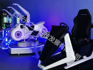 9D VR太空之旅